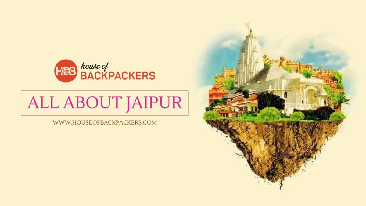 All About Jaipur City